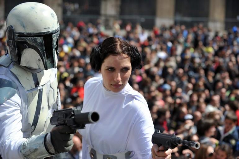"""Le """"May The Force Be With You"""" se fête aux quatre coins du monde"""