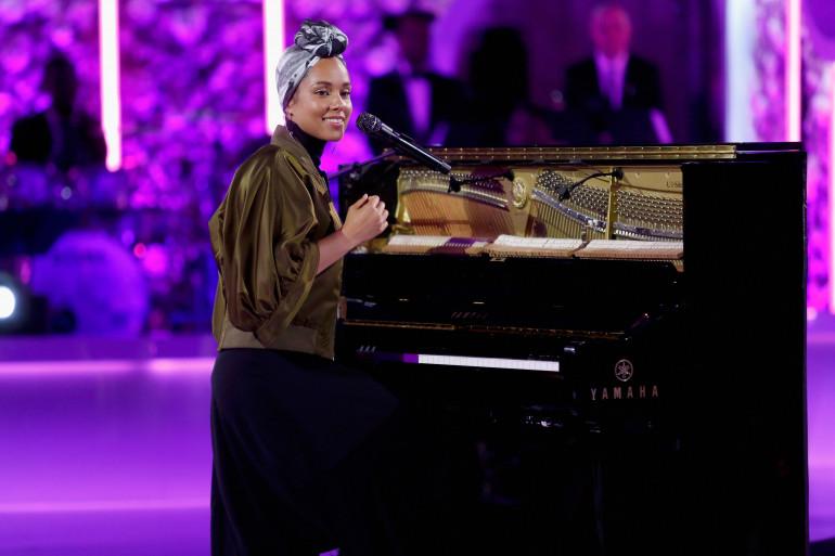 Alicia Keys a dévoilé une nouvelle chanson