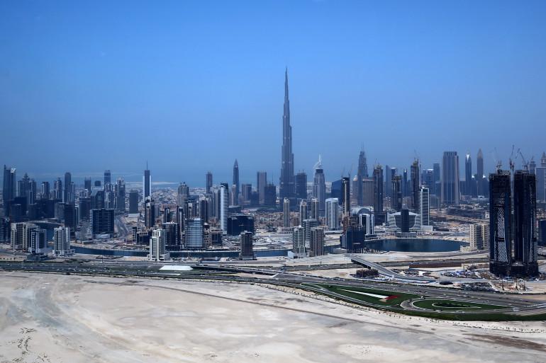 Dubaï, les Émirats arabes unis (illustration)