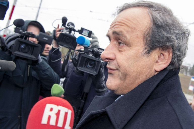 La partie est définitivement perdue pour Michel Platini