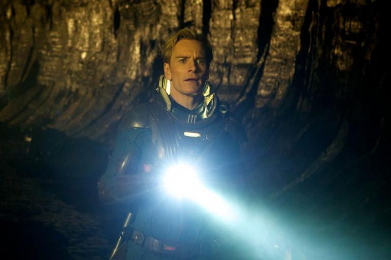 """Michael Fassbender sera le seul survivant de """"Prometheus"""" dans """"Alien : Covenant"""""""