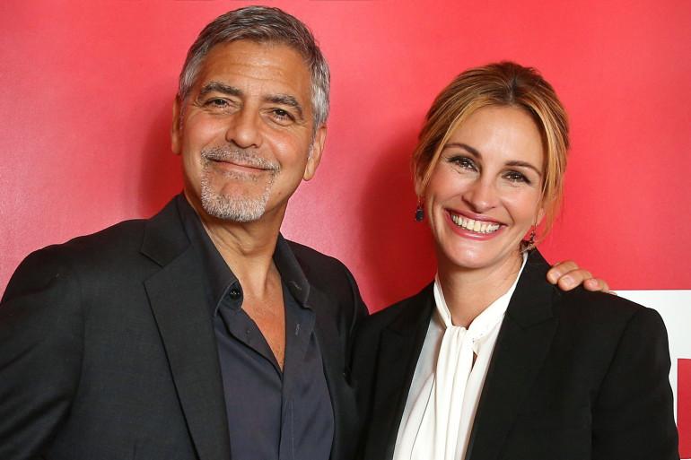 """George Clooney et Julia Roberts en interview dans """"Laissez-vous tenter"""""""