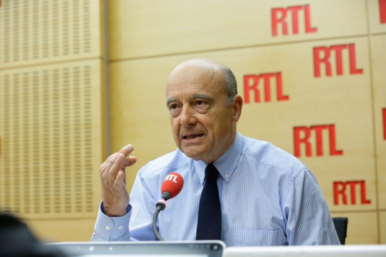 Alain Juppé, invité de RTL jeudi 12 mai 2016
