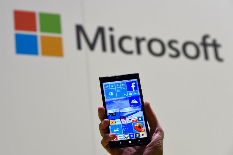 Un visuel de Microsoft Windows (image d'illustration)