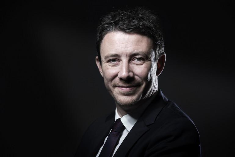 Benjamin Griveaux, le 14 avril 2016 à Paris
