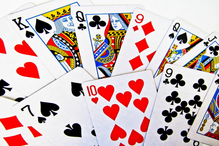 Un jeu de cartes
