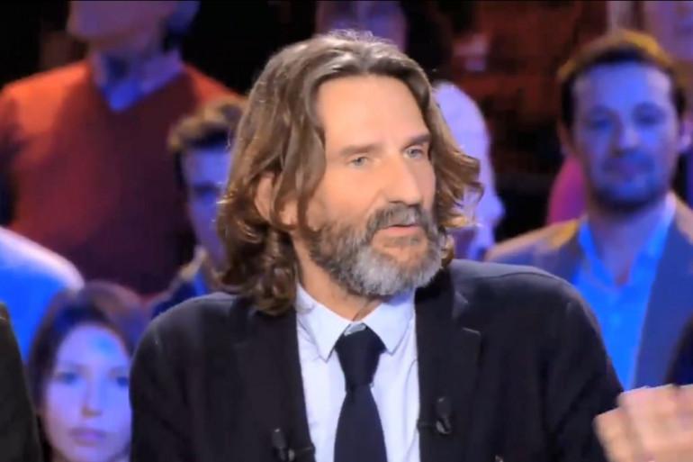 Frédéric Beigbeder, invité d'ONPC le samedi 18 janvier