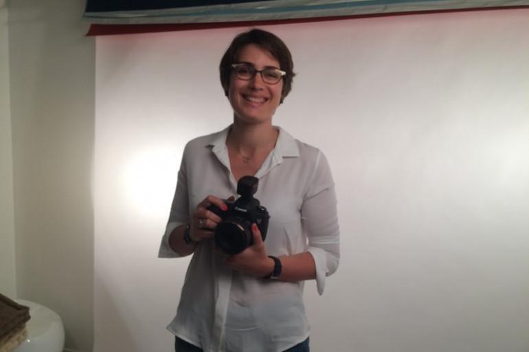 Eloa s'est spécialisée dans les photos de famille