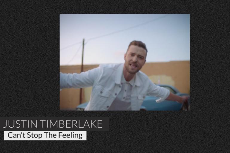 Le nouveau clip de Justin Timberlake rappelle beaucoup le plus grand tube de Pharrell Williams