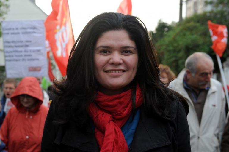 Raquel Garrido, le 2 novembre 2013