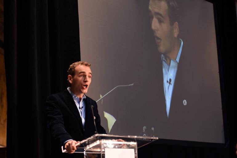 Alexandre Mars a crée 6 entreprises depuis l'âge de 17 ans.