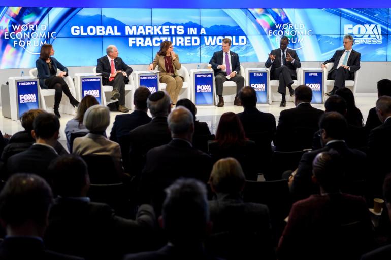Les 40 starts-up françaises les plus prometteuses ont rendez-vous à Davos ce mercredi 22 janvier.