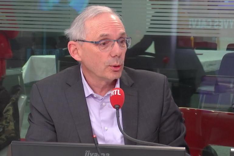 Guillaume Duvauchelle, directeur de l'innovation pour l'équipementier Valeo