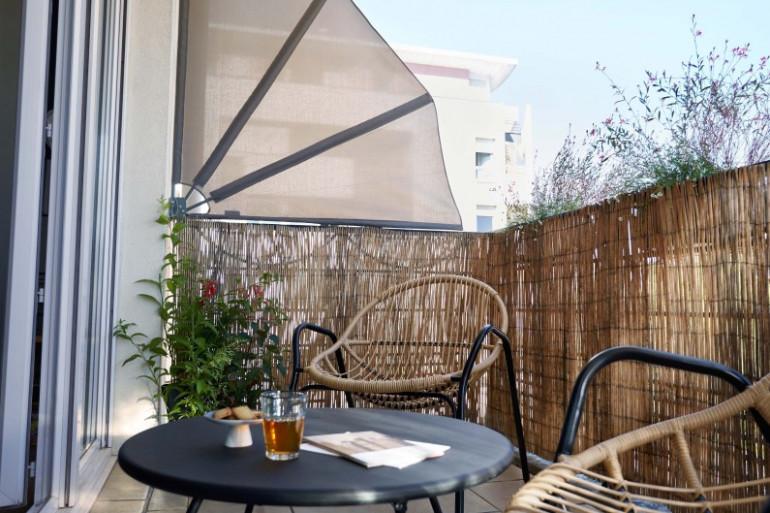"""Décorer son balcon dans  """"Maison, Jardin, Cuisine, Brocante"""""""