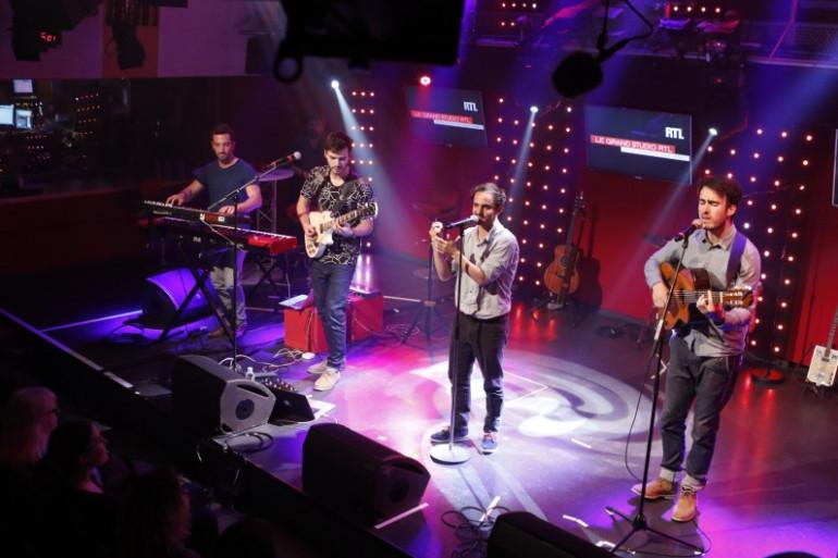 Boulevard des airs dans Le Grand Studio RTL