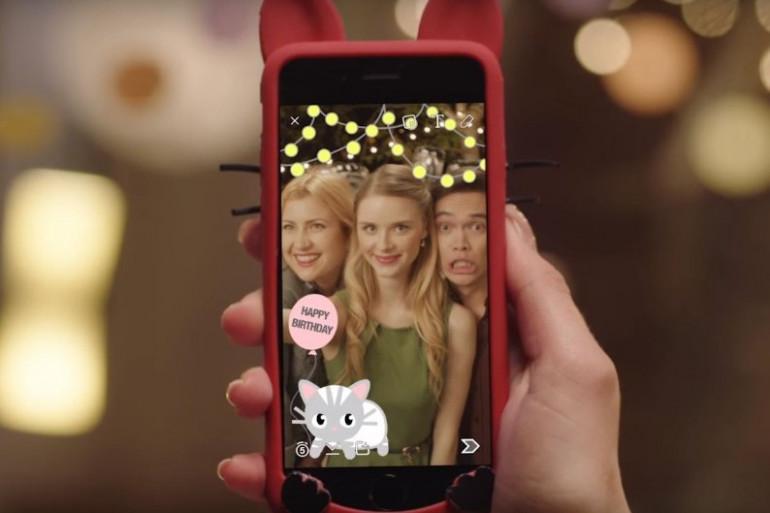 Moyennant quelques dollars, vous pouvez commander votre filtre géolocalisé et personnalisé à Snapchat