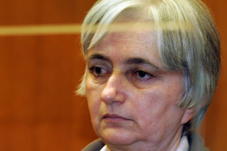 Monique Olivier, ex-femme de Michel Fourniret