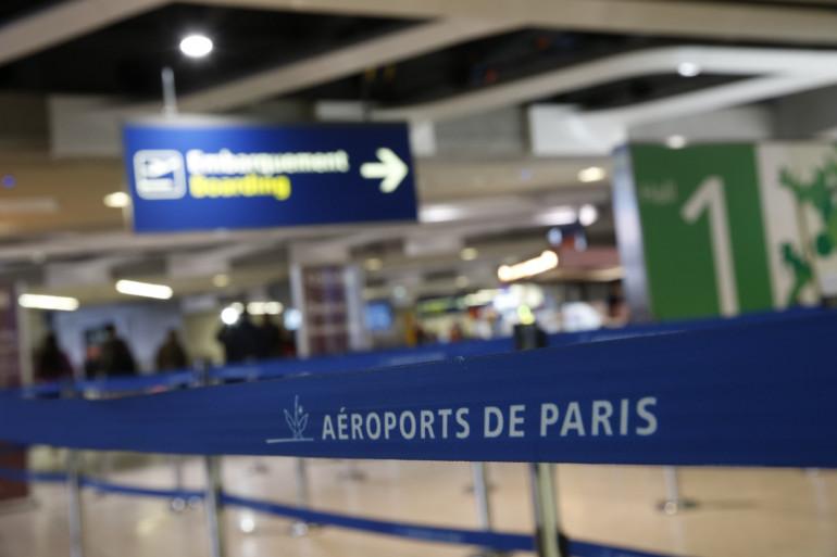 L'aéroport de Roissy-Charles-de-Gaulle (illustration)