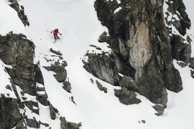 Chamonix : elle survit à une chute de 300 mètres sur un glacier