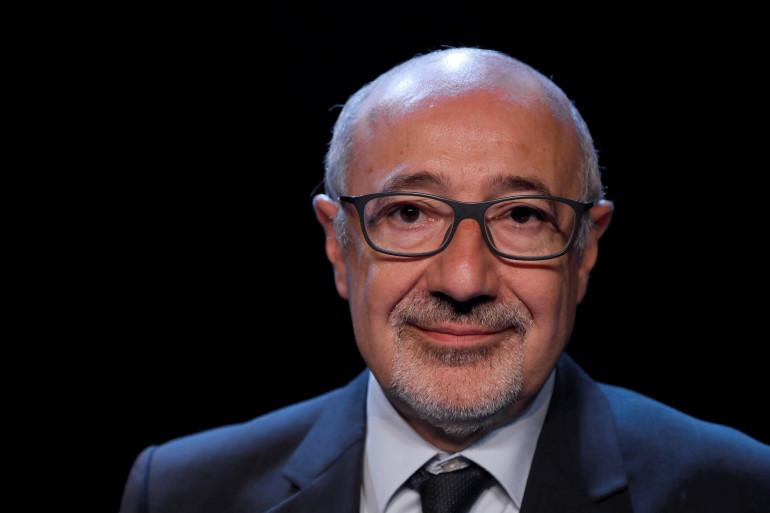 Francis Kalifat est devenu le président du Crif le 29 mai 2016.