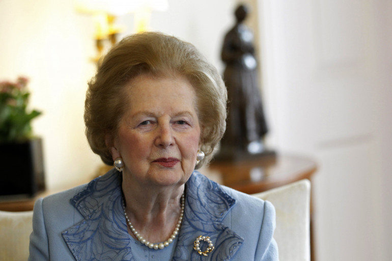 Margaret Thatcher a été la seule femme Premier ministre du Royaume-Uni, de 1979 à 1990