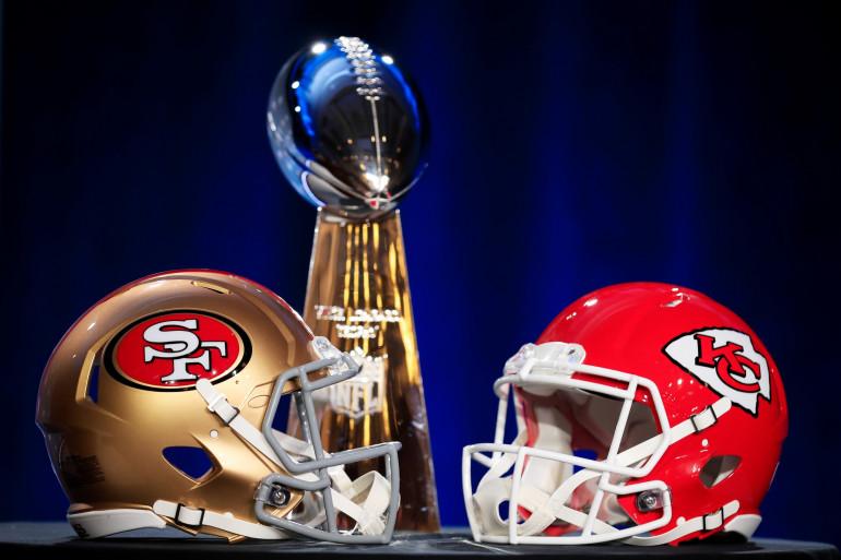 Le Super Bowl opposera les San Franciso 49ers aux Kansas City Chiefs.