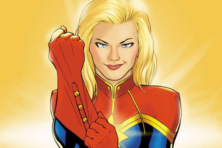 Captain Marvel vous fera voyager dans l'espace