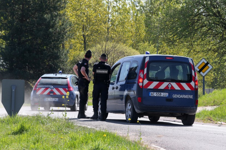 Des gendarmes (photo d'illustration).