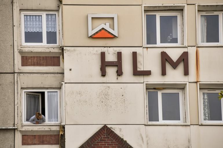 Une HLM à Calais (illustration)