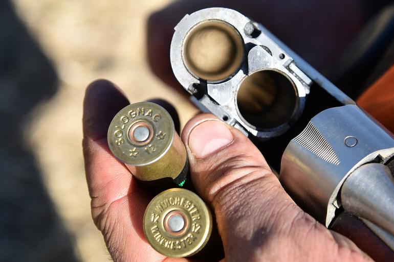Un fusil de chasse (illustration).