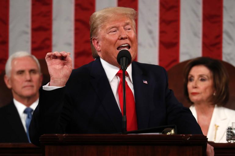 Le président américain a donné, mardi soir devant le Congrès, son dernier discours annuel sur l'état de l'Union avant l'élection de novembre.