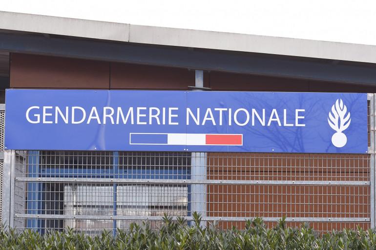 Gendarmerie Nationale, France (illustration)