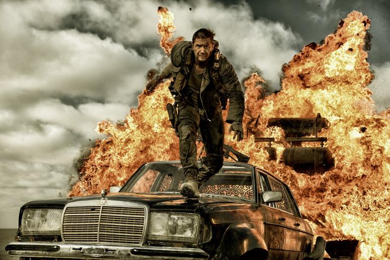 """Visuellement impressionnant, """"Mad Max : Fury Road"""" est clairement l'un des films de l'année"""