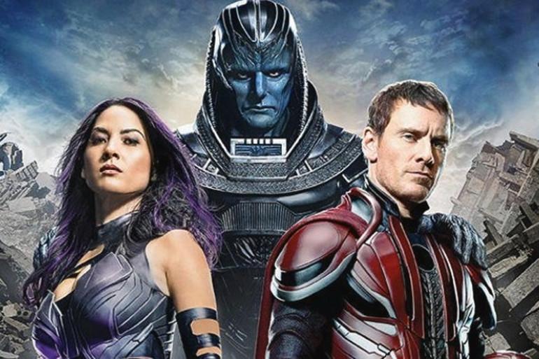 """Un des visuels du prochain """"X-Men: Apocalypse"""""""