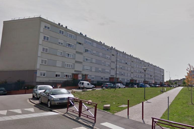 Quartier Saint-Jean rénové à Beauvais