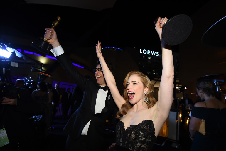 After party des Oscars 2019