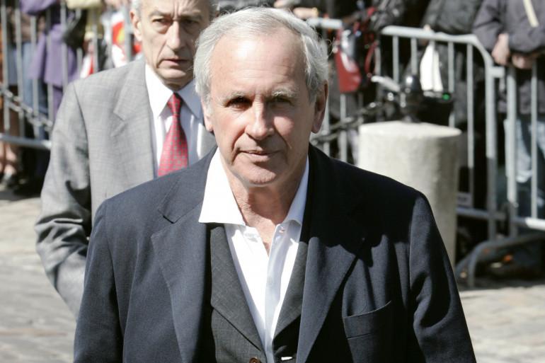Patrice Laffont, ex-animateur du mythique jeu télévisé estival.