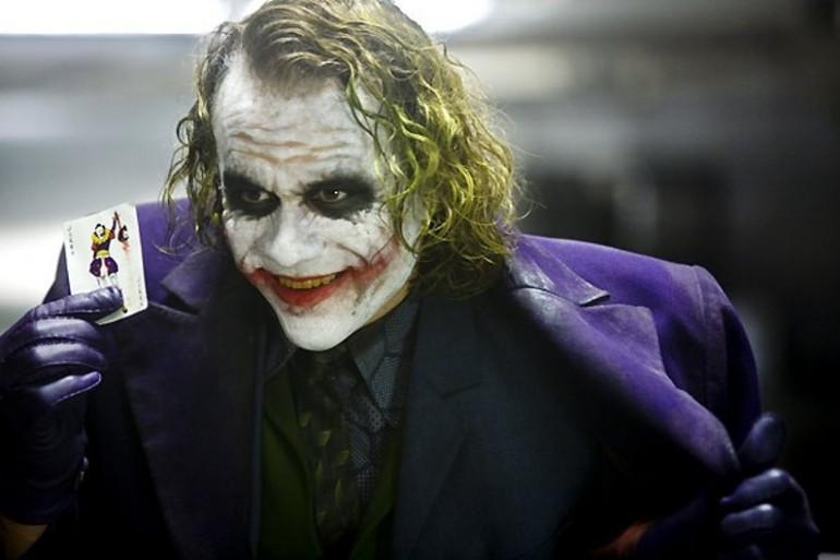Le Joker est le génie du mal par excellence