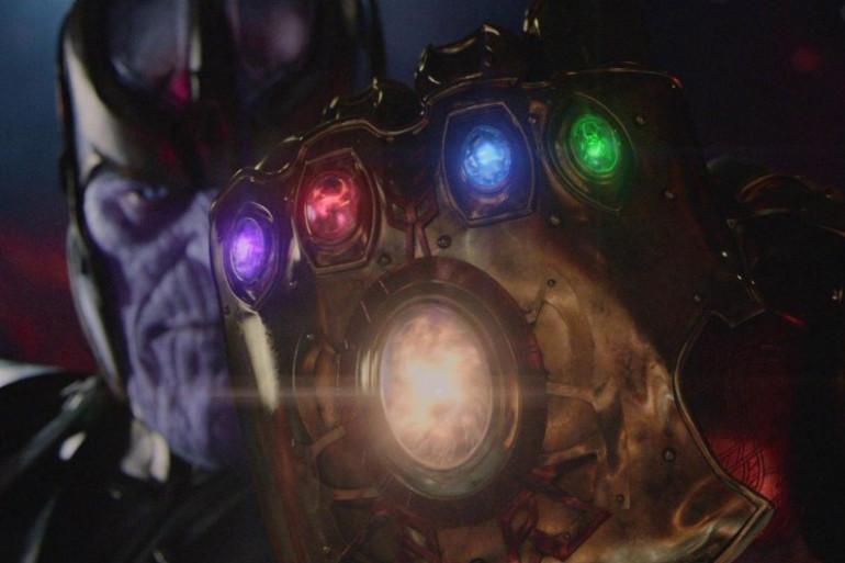 Thanos et les Pierres de l'Infini