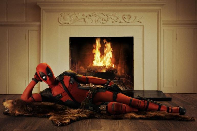 """Deadpool se transforme en """"lover"""" avant la sortie américaine du film"""
