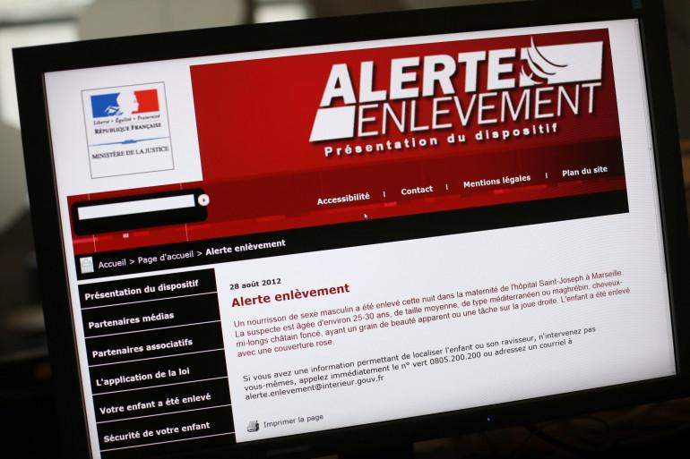 Le plan Alerte enlèvement existe depuis 2006