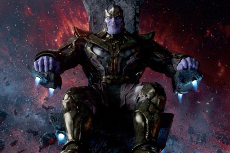 Thanos est l'un des méchants les plus puissants de Marvel