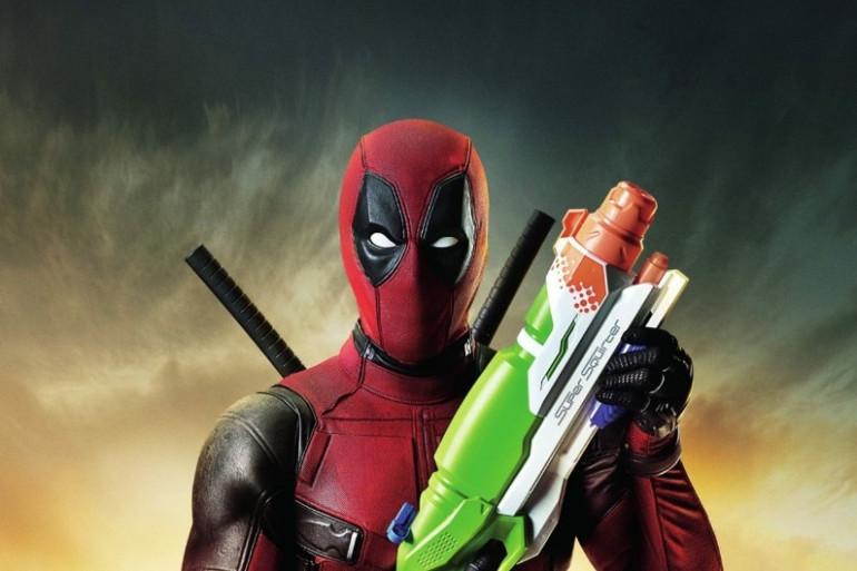 """""""Deadpool"""" est au cinéma depuis le 10 février"""
