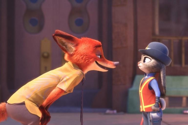 """""""Zootopie"""" avait démarré fort au box-office"""