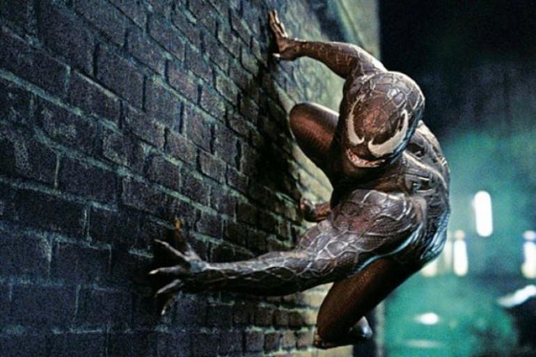 """Venom dans """"Spider-Man 3"""""""
