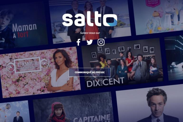 Salto est la prochaine plateforme de streaming de TF1, M6 et France Télévisions,