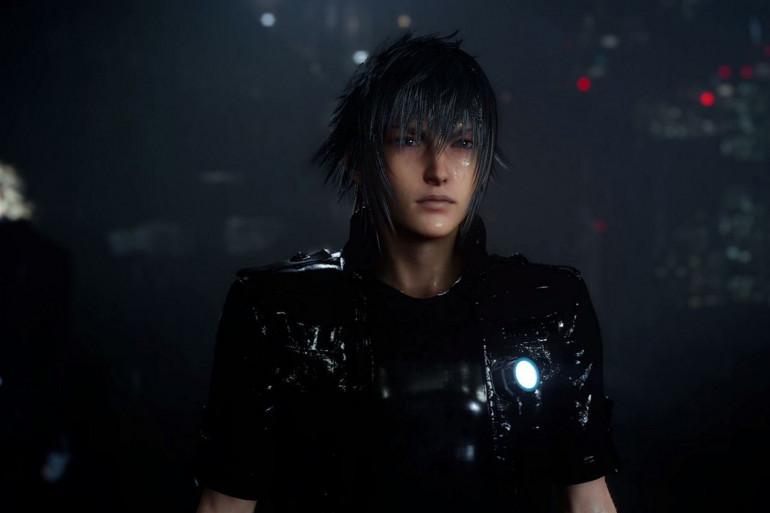 Le héros de Final Fantasy XV, Noctis