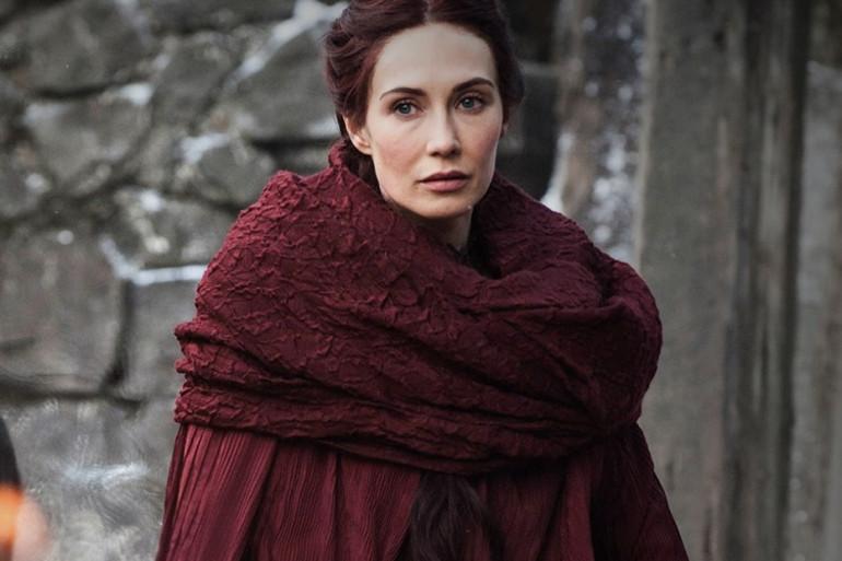 Melisandre est jouée par Carice van Houten