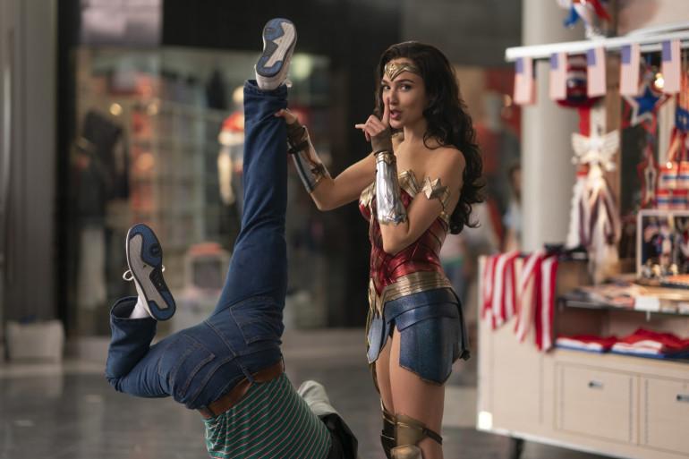 """Gal Gadot dans """"Wonder Woman 1984"""""""