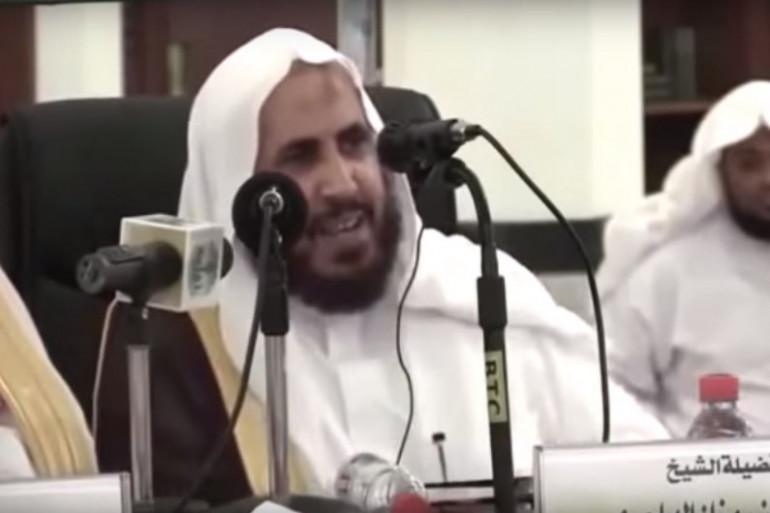 Le prédicateur Mohammed Ramzan Al-Hajiri